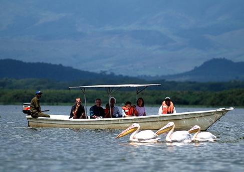 Boat Ride Lake Naivasha