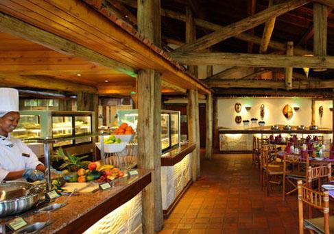 Sarova Lion Hill restaurant