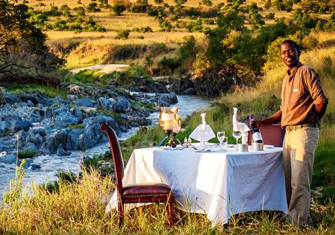 Sand River Maasai Mara