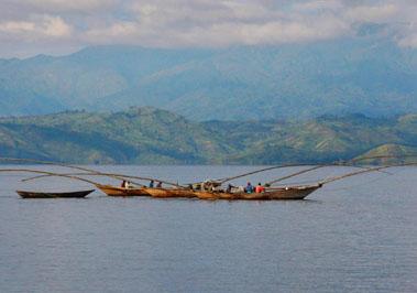 Lake Kivu water sports