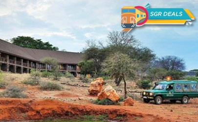 Kilaguni Serena Lodge
