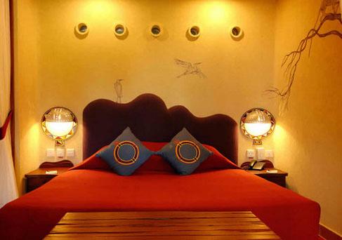 Amboseli Serena guest room