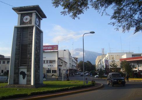 City of Arusha