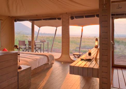 Kichwa Tembo sunrise breakfast