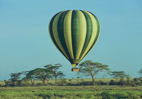 Serengeti Serena Hot Air baloon