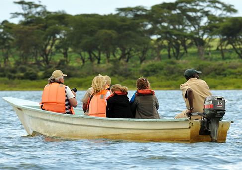 Lake Naivasha Boat-ride