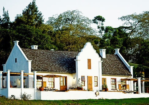 The Manor at Ngorongoro cottage