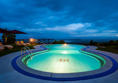Naivasha Sopa swimming pool