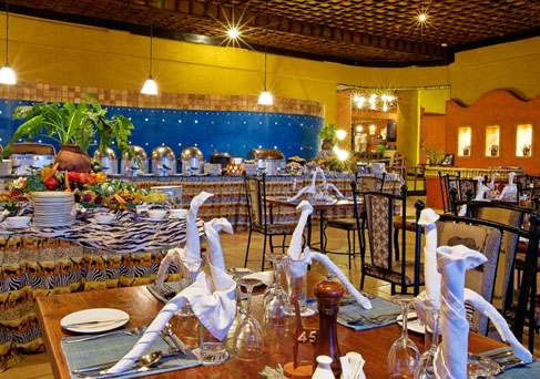 Serengeti Sopa dinner