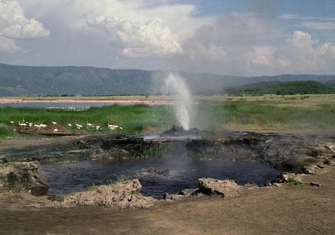 Lake Manyara hotsprings