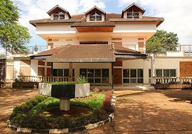 Presidential Palace Museum Kigali