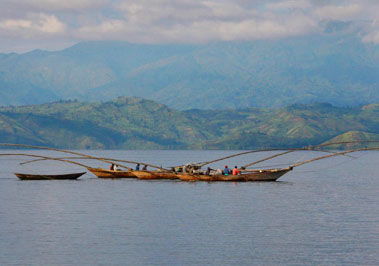 Lake Kivu water sports