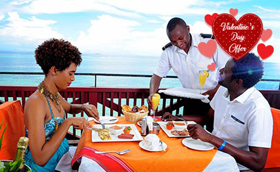 Valentines at Voyager Beach Resort