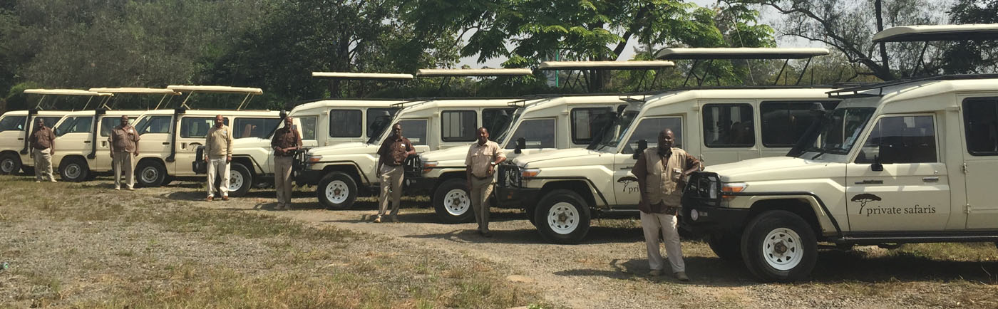 Private Safaris EA Vans