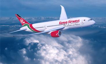 Kenya airways and alitalia