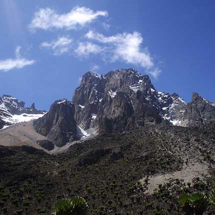 Mount Kenya Day Trip